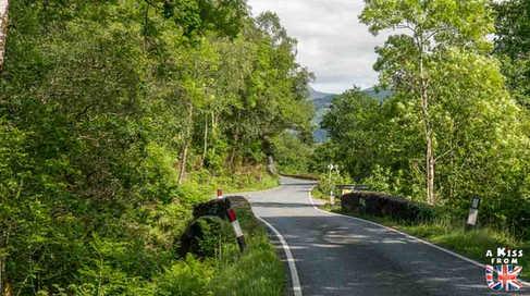 De Corran à Lochailort sur la Péninsule d'Ardnamurchan - Les 15 plus belles routes d'Ecosse - road trip en Ecosse - A Kiss from UK, le guide & blog du voyage en Ecosse, Angleterre et Pays de Galles