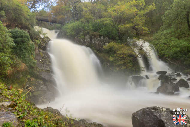 Inversnaid - A voir et à faire dans le Loch Lomond et les Trossachs en Ecosse - Visiter le Parc National du Loch Lomond et des Trossachs avec notre guide complet sur cette région écosaise