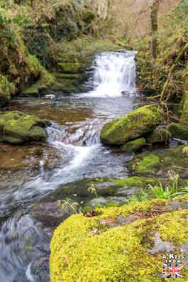 Watersmeet - Que voir dans le Parc d'Exmoor en Angleterre ? Visiter Exmoor avec A Kiss from UK, le guide & blog du voyage en Ecosse, Angleterre et Pays de Galles.