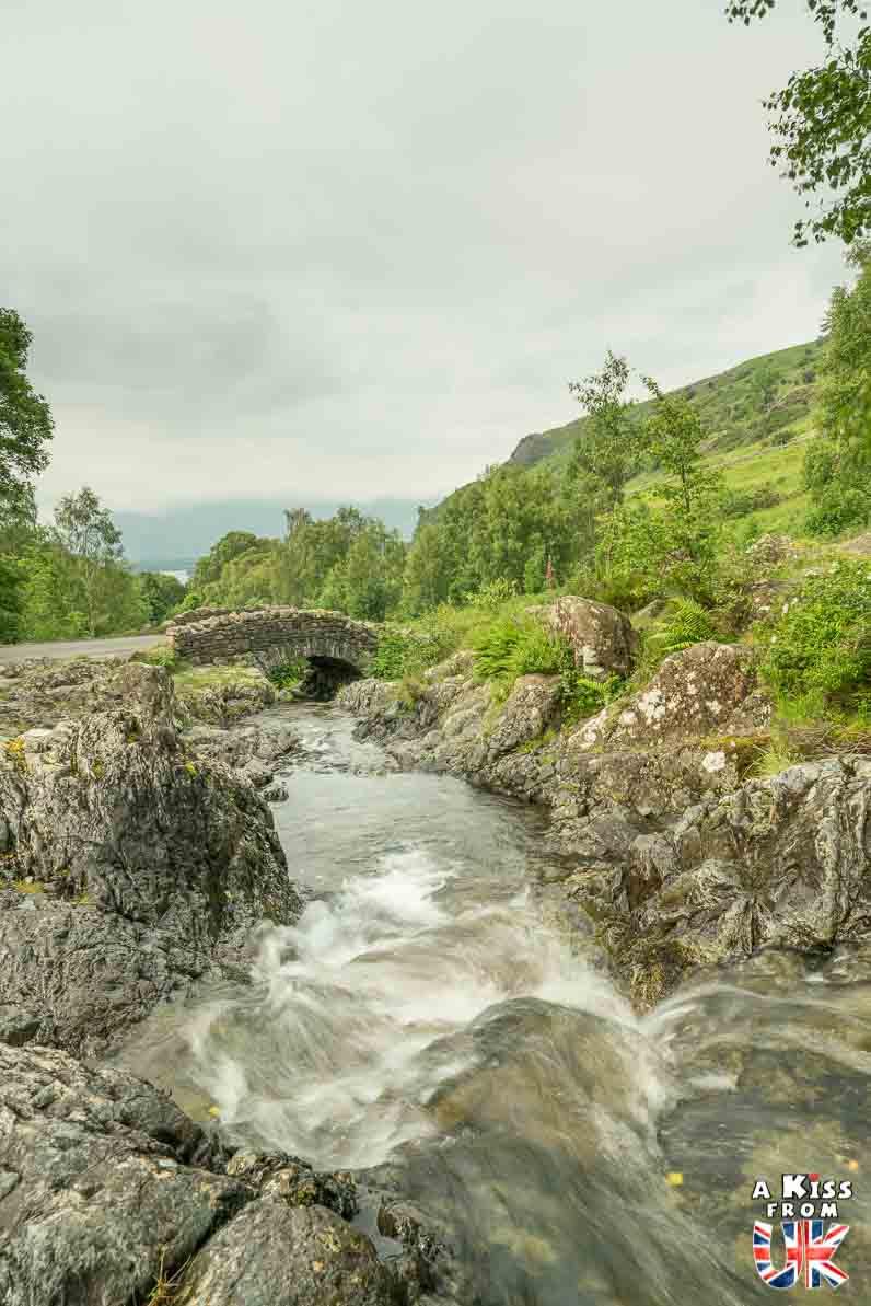 Ashness Bridge dans le Lake District - 30 photos qui vont vous donner envie de voyager en Angleterre après l'épidémie de coronavirus - Découvrez les plus belles destinations et les plus belles régions d'Angleterre à visiter.