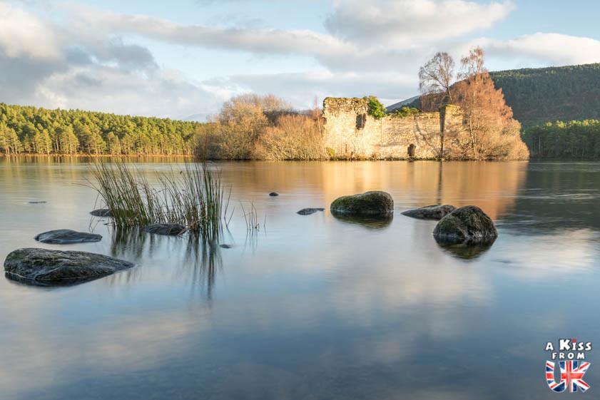 Loch An Eilein dans les Cairngorms -  50 photos qui vont vous donner envie de voyager en Ecosse après l'épidémie de coronavirus - Découvrez en image les plus beaux endroits d'Ecosse à visiter.