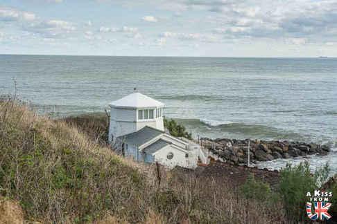 Steephill Cove - Que faire sur l'île de Wight en Angleterre ? Visiter les plus beaux endroits à voir sur l'île de Wight