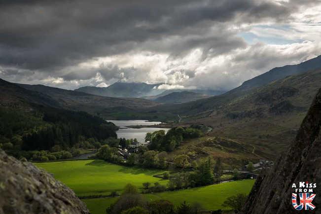 Lynn Mymbyr - Que faire dans le Snowdonia au Pays de Galles ? Visiter les plus beaux endroits à voir dans le Parc National du Snowdonia avec notre guide complet.