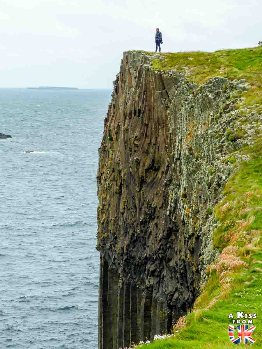 Staffa sur l'île de Mull -  50 photos qui vont vous donner envie de voyager en Ecosse après l'épidémie de coronavirus - Découvrez en image les plus beaux endroits d'Ecosse à visiter.