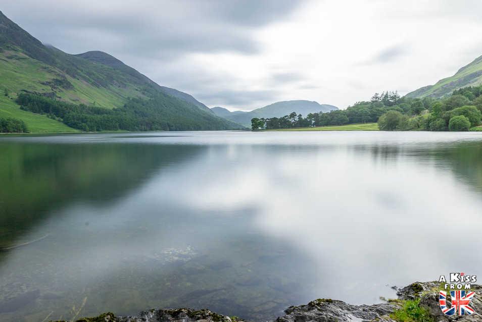 Buttermere - Que voir absolument dans le Lake District en Angleterre ? Visiter le Lake District avec A Kiss from UK, le blog du voyage en Ecosse, Angleterre et Pays de Galles