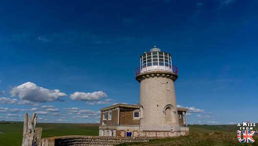 Belle-Tout Lighthouse - Que voir absolument dans le Sussex en Angleterre ? Visiter le Sussex  et ses plus beaux endroits avec A Kiss from UK, le guide et blog du voyage en Ecosse, Angleterre et Pays de Galles.