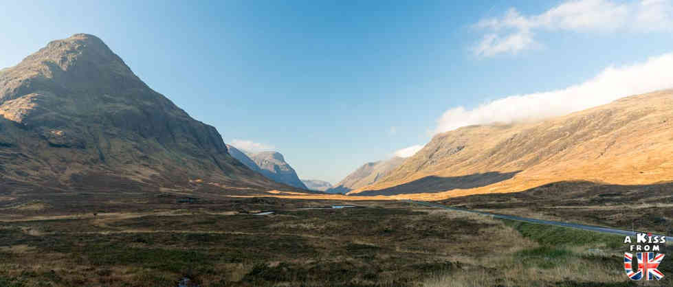 Autour du Glencoe - Roadtrip de 8 jours en Ecosse à l'automne - Itinéraire de voyage en Ecosse par A Kiss from UK, guide et blog voyage sur l'Ecosse, l'Angletere et le Pays de Galles