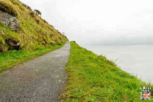 Valley of Rock - Que voir dans le Parc d'Exmoor en Angleterre ? Visiter Exmoor avec A Kiss from UK, le guide & blog du voyage en Ecosse, Angleterre et Pays de Galles.