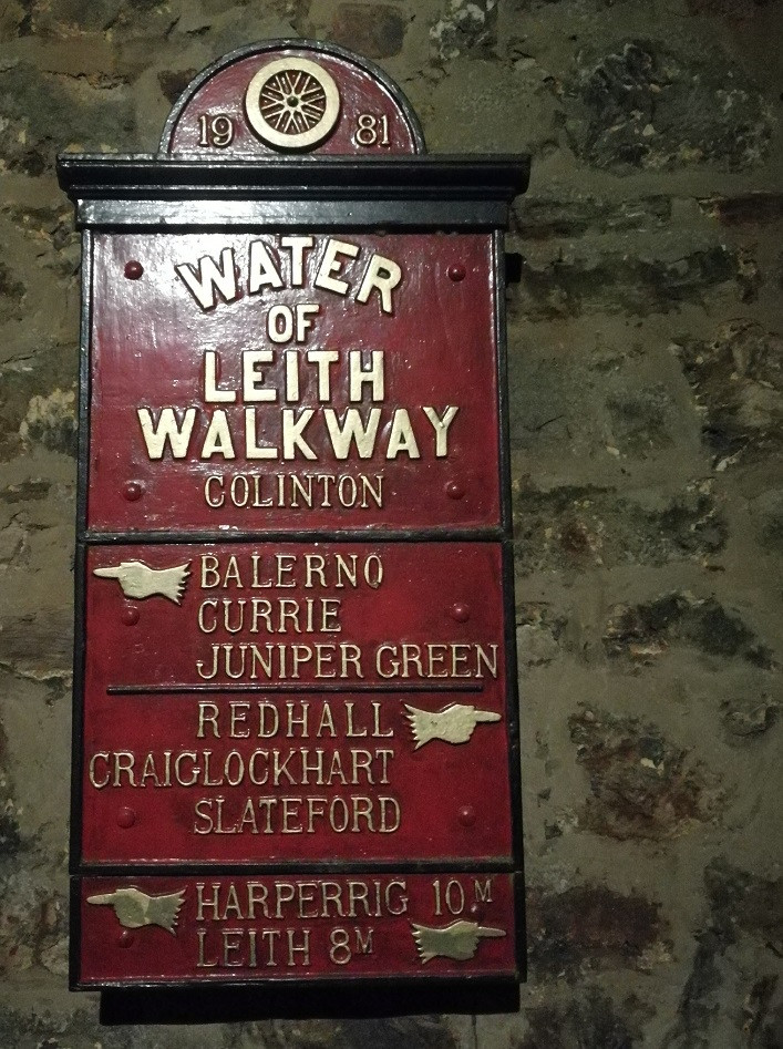 Colinton Tunnel - Visite Street Art dans les tunnels abandonnés d'Édimbourg - A Kiss from UK - guide et blog voyage sur l'Ecosse