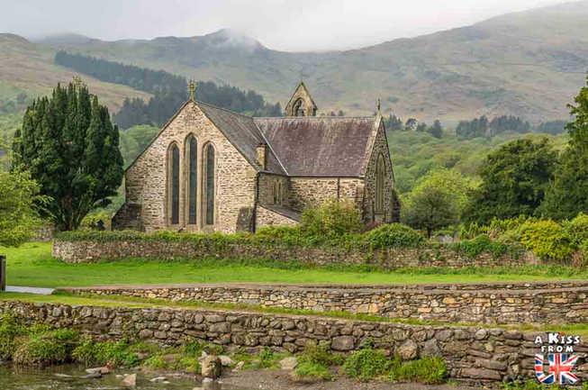 Beddgelert - Que voir dans le Parc National du Snowdonia au Pays de Galles ? Visiter le Snowdonia avec A Kiss from UK, blog du voyage en Ecosse, Angletere et Pays de Galles.