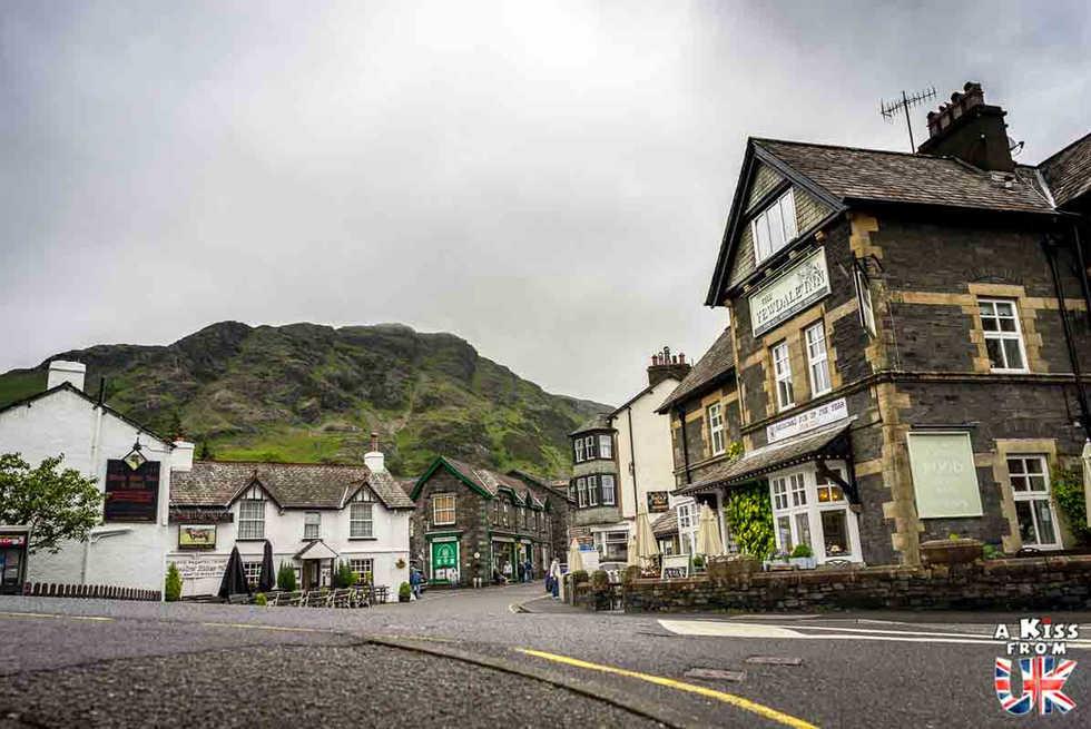 Coniston - Que voir absolument dans le Lake District en Angleterre ? Visiter le Lake District avec A Kiss from UK, le blog du voyage en Ecosse, Angleterre et Pays de Galles