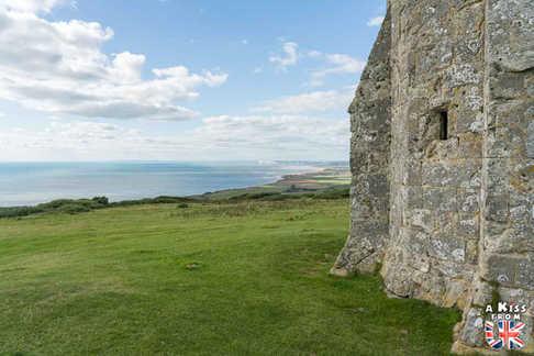 St Catherine's Oratory - Que faire sur l'île de Wight en Angleterre ? Visiter les plus beaux endroits à voir sur l'île de Wight