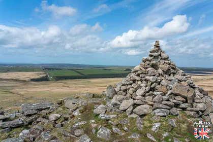 Bodmin Moors - Que faire dans les Cornouailles en Angleterre ? Visiter les plus beaux endroits à voir absolument dans les Cornouailles avec notre guide complet.