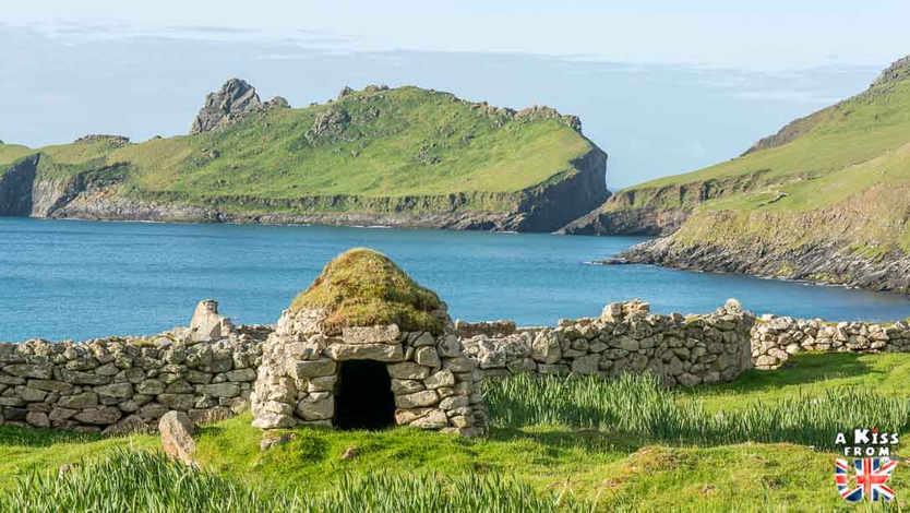 Cleit de St Kilda - Visiter St Kilda - Que voir sur l'île de St Kilda en Ecosse ? - A Kiss from UK, guide & blog voyage sur l'Ecosse.