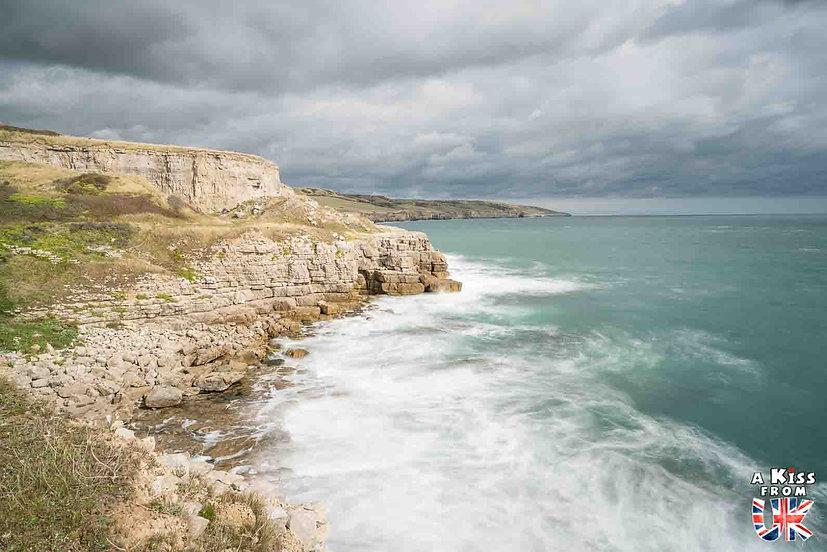 Winspit Mine - Que faire et que voir dans le Dorset en Angleterre ? Visiter les plus beaux endroits du Dorset avec notre guide complet sur cette région anglaise - A Kiss from UK, le blog du voyage en Angleterre.