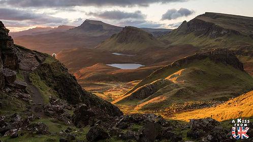 Les plus beaux paysages d'Ecosse. Découvrez le meilleur de la Grande-Bretagne avec A Kiss from UK.
