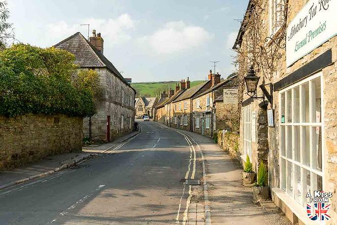 Le village d'Abbotsbury dans le Dorset - Découvrez les 30 plus beaux villages de Grande-Bretagne. Le classement des plus beaux villages d'Angleterre, d'Ecosse et du Pays de Galles par A Kiss from UK