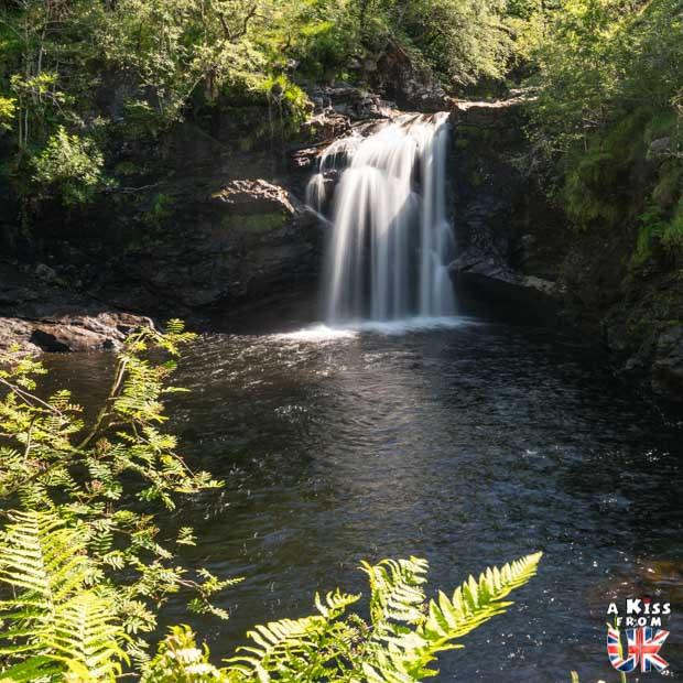 Falls of Falloch dans le Loch Lomond -  50 photos qui vont vous donner envie de voyager en Ecosse après l'épidémie de coronavirus - Découvrez en image les plus beaux endroits d'Ecosse à visiter.
