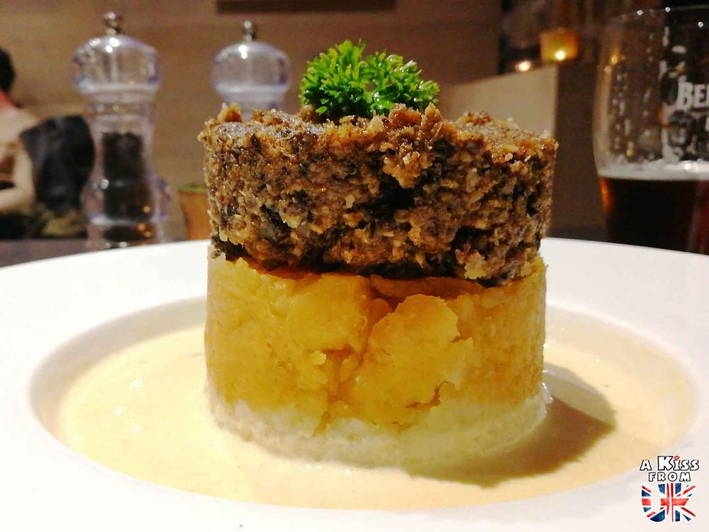 le Haggis, la panse de brebis farcie, spécialité culinaire écossaise