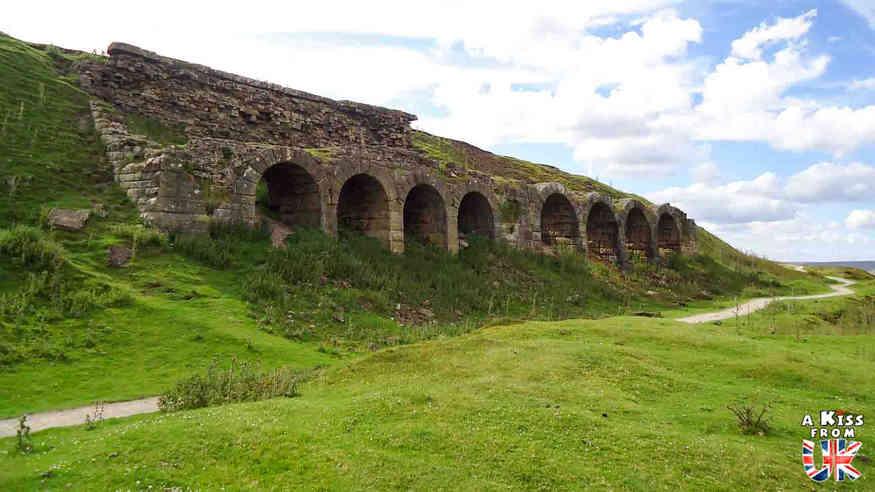 Rosedale Abbey - Que voir dans les North York MoorQue voir dans les North York Moors en Angleterre ? Visiter les North York Moors avec A Kiss from UK, le guide & blog du voyage en Ecosse, Angleterre et Pays de Galles