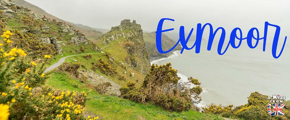 Que voir dans le Parc d'Exmoor en Angleterre ? Visiter Exmoor avec A Kiss from UK, le guide & blog du voyage en Ecosse, Angleterre et Pays de Galles