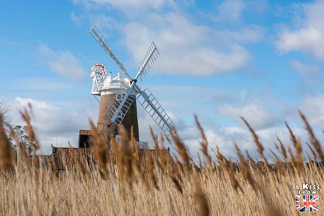 Cleys-next-the-sea - Que faire dans le Norfolk en Angleterre ? Visiter les plus beaux endroits à voir dans le Norfolk avec notre guide complet sur cette région d'Angleterre.
