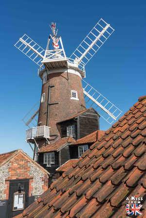 Cley-next-the-sea - Que faire dans le Norfolk en Angleterre ? Visiter les plus beaux endroits à voir dans le Norfolk avec notre guide complet sur cette région d'Angleterre.
