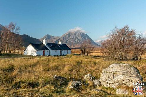 Le Glencoe. Les régions des Highlands d'Ecosse à visiter. Voyagez à travers les plus belles régions d'Ecosse avec nos guides voyage et préparez votre séjour dans les endroits incontournables de Grande-Bretagne.