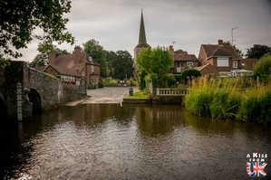Eynsford - Week-end dans le Kent en famille - itinéraire de roadtrip dans le sud de l'Angleterre dans la région du Kent - A Kiss from UK, le guide et blog du voyage en écosse, angleterre et pays de galles