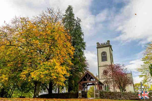 Kenmore - Roadtrip de 8 jours en Ecosse à l'automne - Itinéraire de voyage en Ecosse par A Kiss from UK, guide et blog voyage sur l'Ecosse, l'Angletere et le Pays de Galles