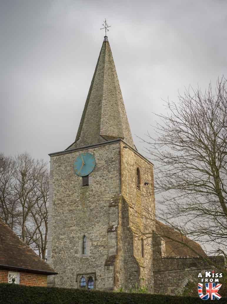 L'église de Pluckley - Pluckley, le village le plus hanté d'Angleterre. Découvrez ma chasse aux fantômes à Pluckley dans le Kent. | Blog | A Kiss from UK
