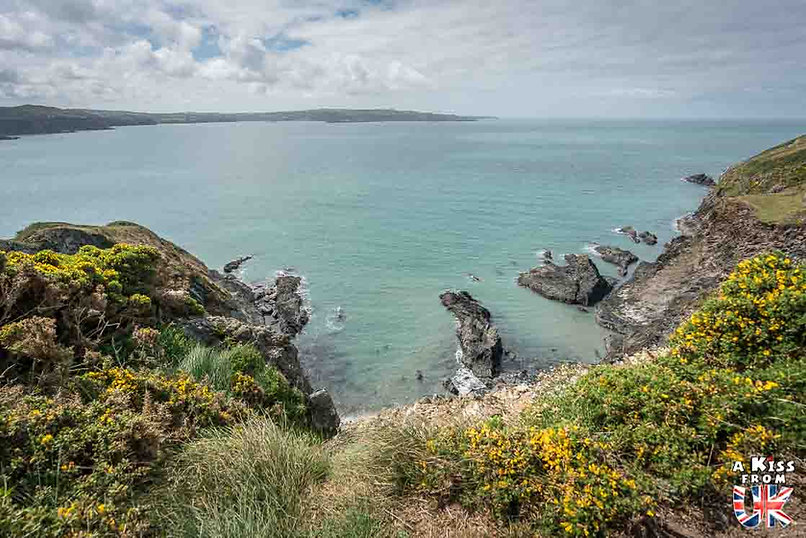 Dinas Island dans le Pembrokeshire - Les endroits à voir absolument au Pays de Galles en dehors de Cardiff – Découvrez quels sont les lieux incontournables au Pays de Galles et les plus beaux endroits du Pays de Galles à visiter pendant votre voyage   A Kiss from UK