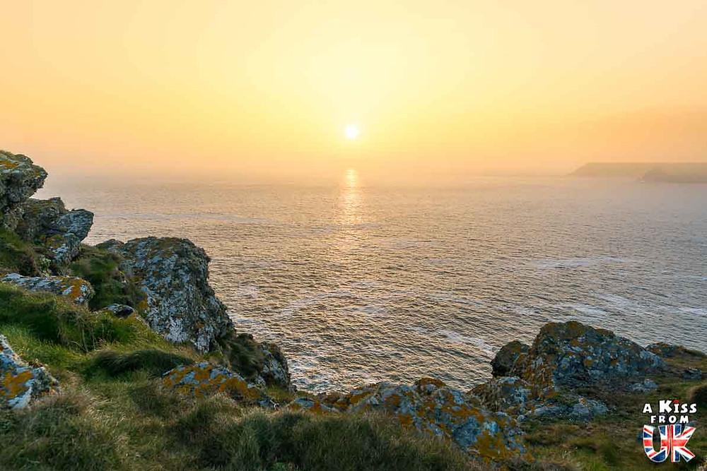 Visiter le Cap d'Erquy dans les Côtes d'Armor pour retrouver les décors sauvages de la Péninsule de Lizard, dans les Cornouailles en Angleterre | Visiter la Bretagne pour retrouver les paysages de Grande-Bretagne  | A Kiss fom UK