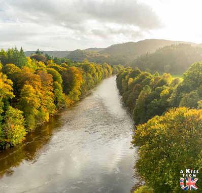 De Killin à Killiecrankie - Les 15 plus belles routes d'Ecosse - road trip en Ecosse - A Kiss from UK, le guide & blog du voyage en Ecosse, Angleterre et Pays de Galles
