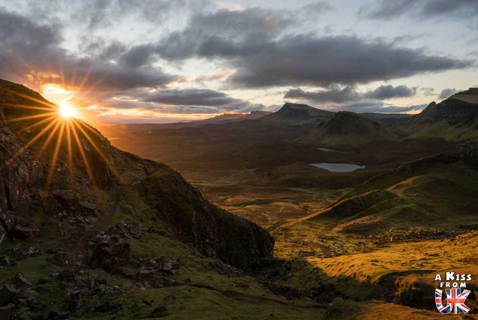 Quiraing - Que faire et que voir sur l'île de Skye en Ecosse ? Visiter les plus beaux endroits de l'île de Skye avec notre guide complet.