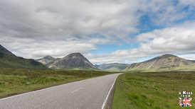 Le Glencoe - A faire et à voir dans le Glencoe et sa région en Ecosse. Visiter le Glencoe avec A Kiss from UK, le guide et blog du voyage en Ecosse.