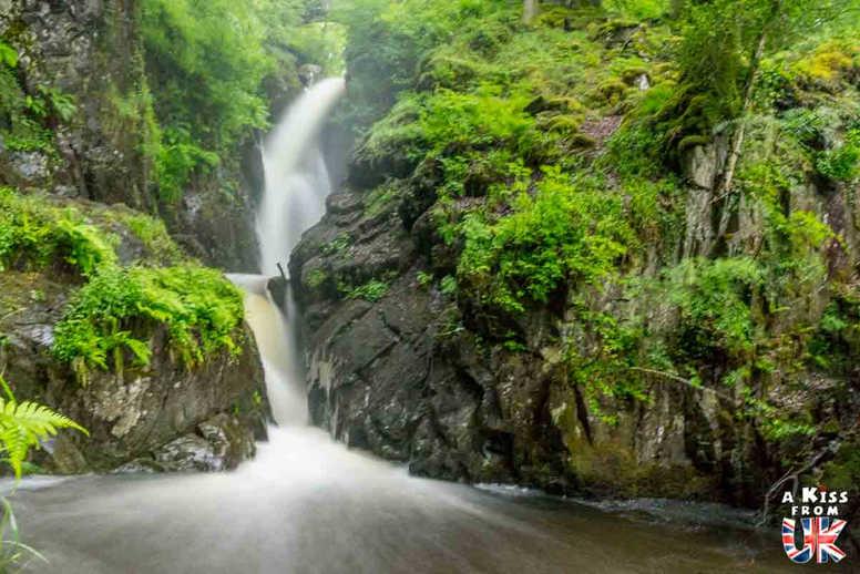 Aira Force - Que voir absolument dans le Lake District en Angleterre ? Visiter le Lake District avec A Kiss from UK, le blog du voyage en Ecosse, Angleterre et Pays de Galles