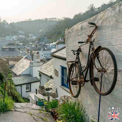 Polperro - Que faire dans les Cornouailles en Angleterre ? Visiter les plus beaux endroits à voir absolument dans les Cornouailles avec notre guide complet.