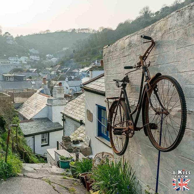 Le village de Polperro en Angleterre - Découvrez les 30 plus beaux villages de Grande-Bretagne. Le classement des plus beaux villages d'Angleterre, d'Ecosse et du Pays de Galles par A Kiss from UK
