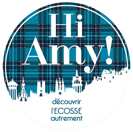 Hi Amy - Visiter Edimbourg avec un guide français - découvrez tous les guides français à Edimbourg ainsi que les professionnels du tourisme francophones et indépendants en Ecosse. | A Kiss from UK