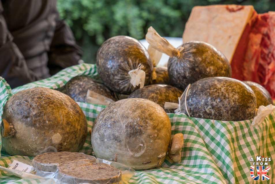 le Haggis, la panse de brebis farcie, le plat emblématique de la cuisine écossaise.