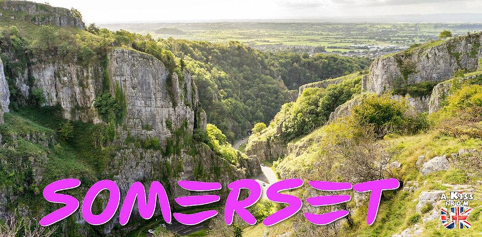 Que voir dans le Somerset en Angleterre ? Visiter le Somerset avec A Kiss from UK, le guide et blog du voyage en Ecosse, Angleterre et Pays de Galles