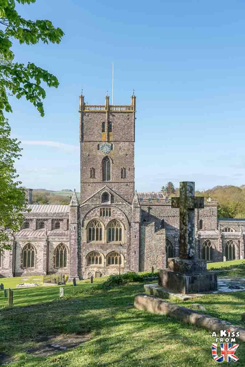 St Davids dans le Pembrokeshire - 15 photos qui vont vous donner envie de voyager au Pays de Galles après le Brexit ! - Découvrez les plus belles destinations et les plus belles régions du Pays de Galles en image.