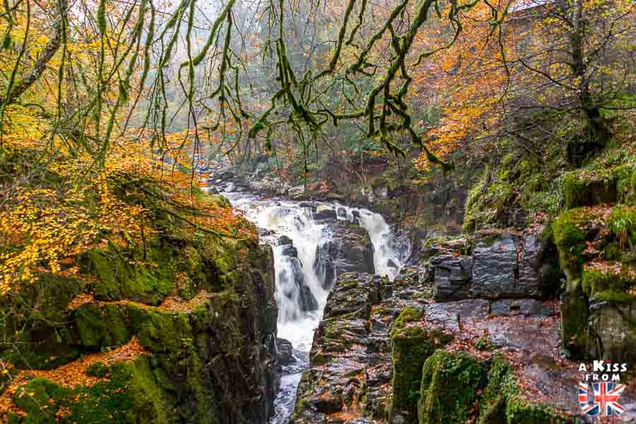 The Hermitage - Road Trip de 8 jours en Ecosse à l'automne - A Kiss from UK, guide et blog voyage sur l'Ecosse, l'Angletere et le Pays de Galles