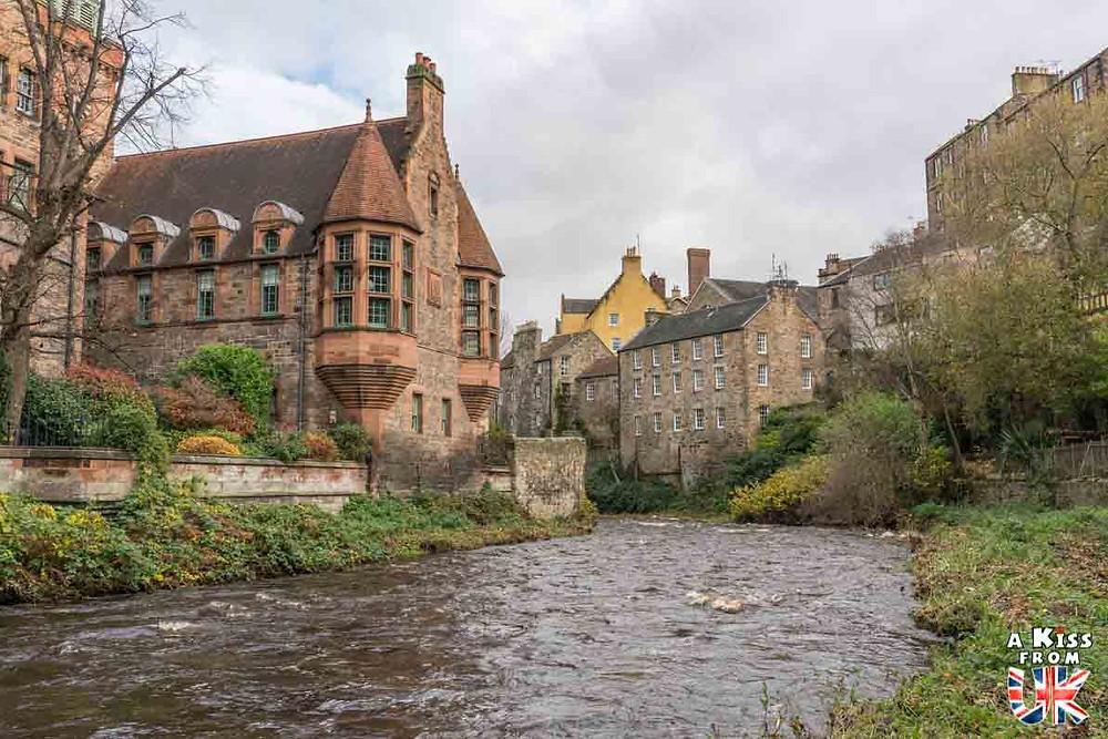 Dean Village à Edimbourg -  50 photos qui vont vous donner envie de voyager en Ecosse après l'épidémie de coronavirus - Découvrez en image les plus beaux endroits d'Ecosse à visiter.