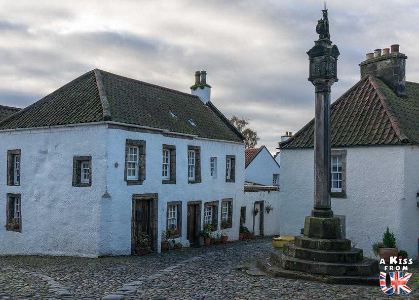Culross - Que voir et que faire dans la Péninsule de Fife en Ecosse ? Visiter la Péninsule de Fife avec A Kiss from UK, le guide et blog du voyage en Ecosse.