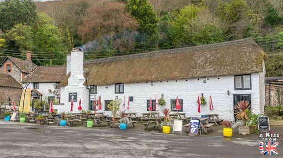 Porlock - Que voir dans le Parc d'Exmoor en Angleterre ? Visiter Exmoor avec A Kiss from UK, le guide & blog du voyage en Ecosse, Angleterre et Pays de Galles.