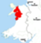 Carte Snowdonia - Que voir dans le Parc National du Snowdonia au Pays de Galles ? Visiter le Snowdonia avec A Kiss from UK, blog du voyage en Ecosse, Angletere et Pays de Galles.