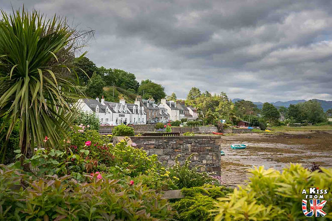 Le village de Plockton en Ecosse - Découvrez les 30 plus beaux villages de Grande-Bretagne. Le classement des plus beaux villages d'Angleterre, d'Ecosse et du Pays de Galles par A Kiss from UK