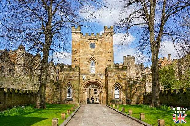Durham. Les régions du Nord de l'Angleterre à visiter. Voyagez à travers les plus belles régions d'Angleterre avec nos guides voyage et préparez votre séjour dans les endroits incontournables d'Angleterre | A Kiss from UK